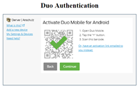 Activate Duo for mobile image