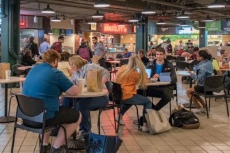 Tivoli Food Court