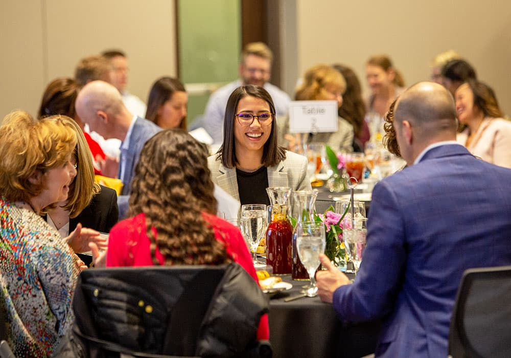 The Annual Business School Luncheon