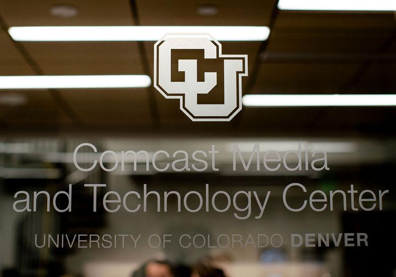 Comcast Center Sign