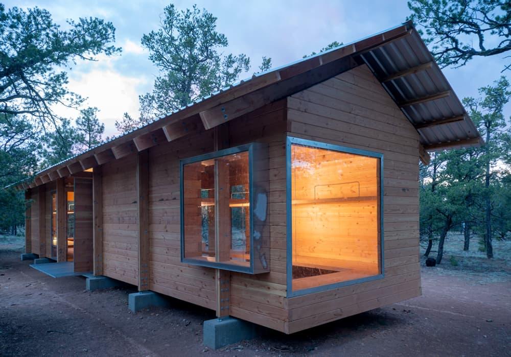 Cabin created by ColoradoBuildingWorkshop