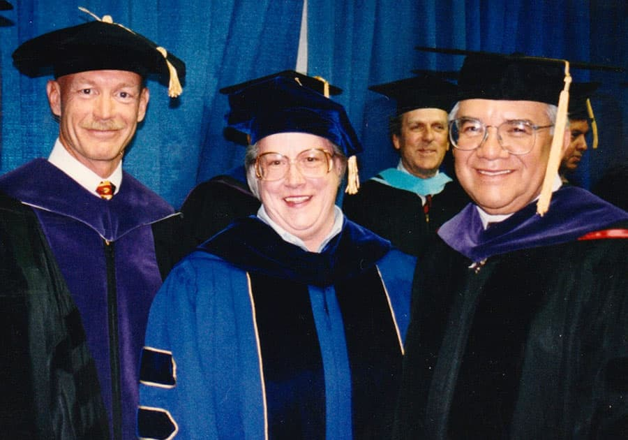 Former CU Denver Chancellor Georgia Lesh-Laurie