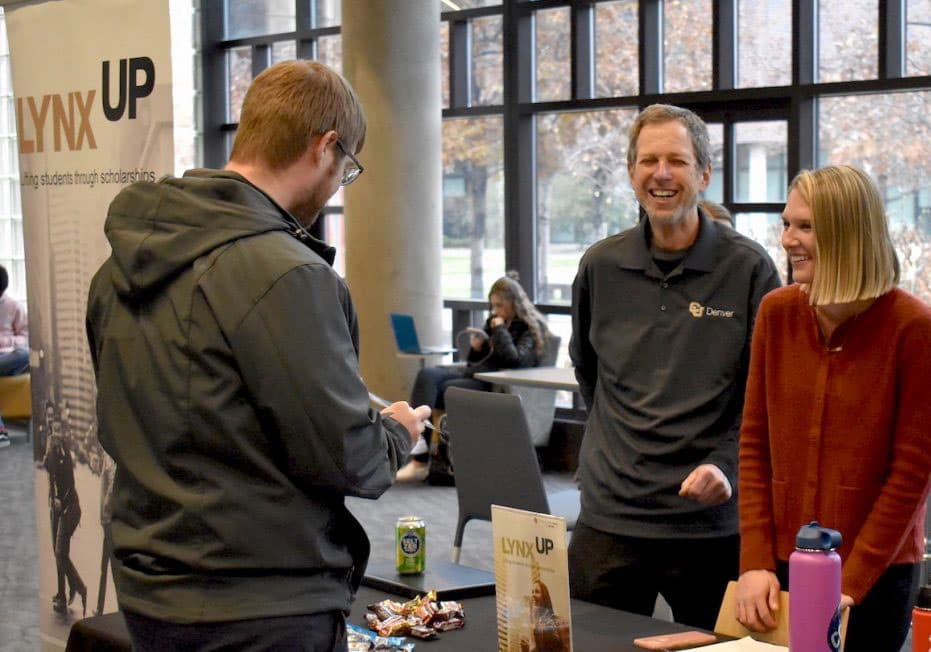 Faculty and Staff raise funds for scholarships