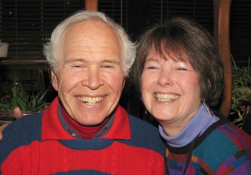 Peter and Linda deLeon