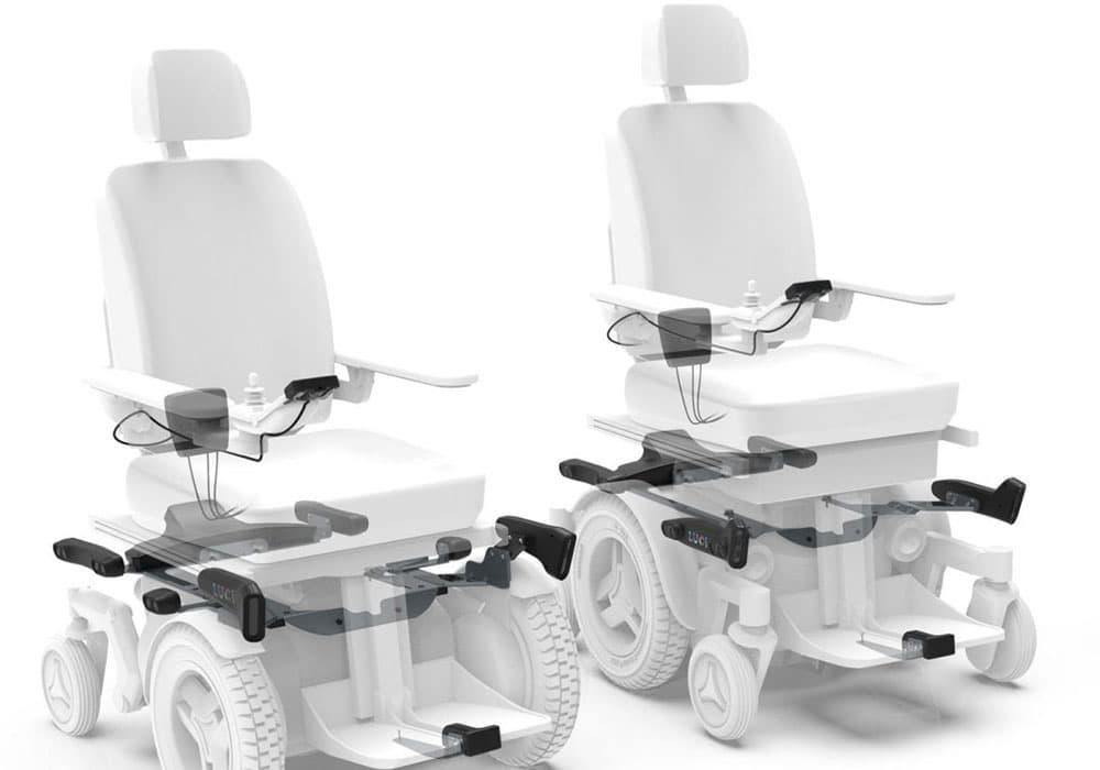 Smart Technology Wheelchair