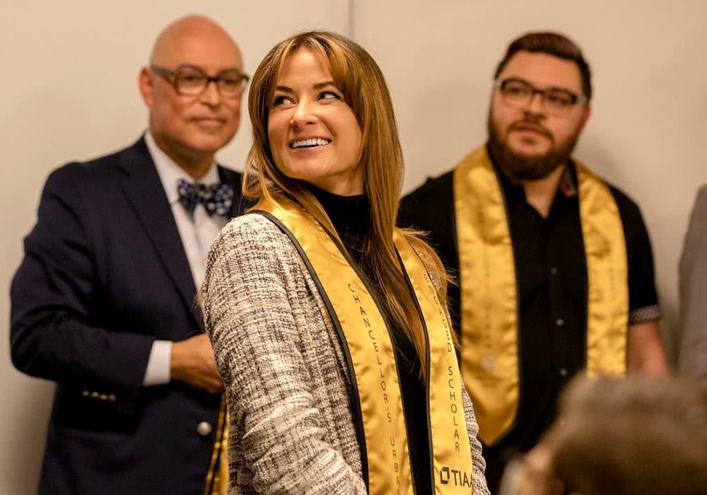 TIAA Chancellor's Engaged Urban Scholars