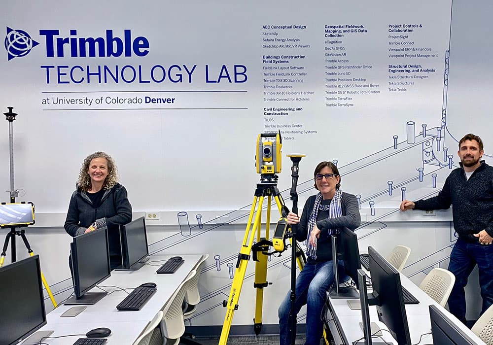The new Trimble Lab at CU Denver
