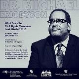 Poster for MLK Week Keynote Speaker