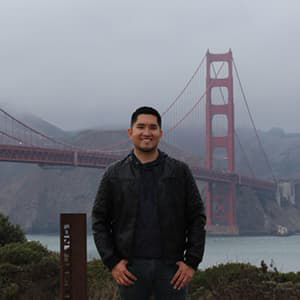 Bryant Burciaga SF Bridge