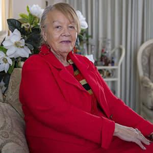 Gloria Tanner