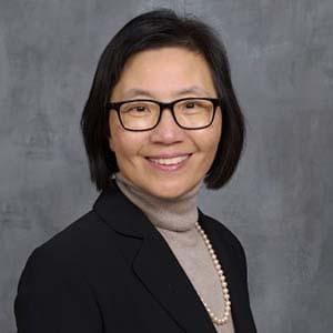Headshot of Sheila Yeh