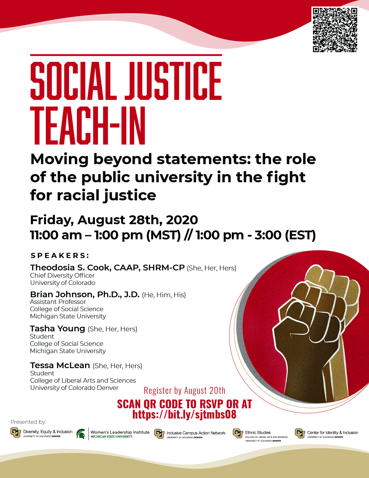 Moving beyond statements the role of the public university in the fight for racial justice