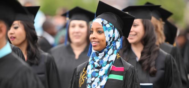 international students graduating