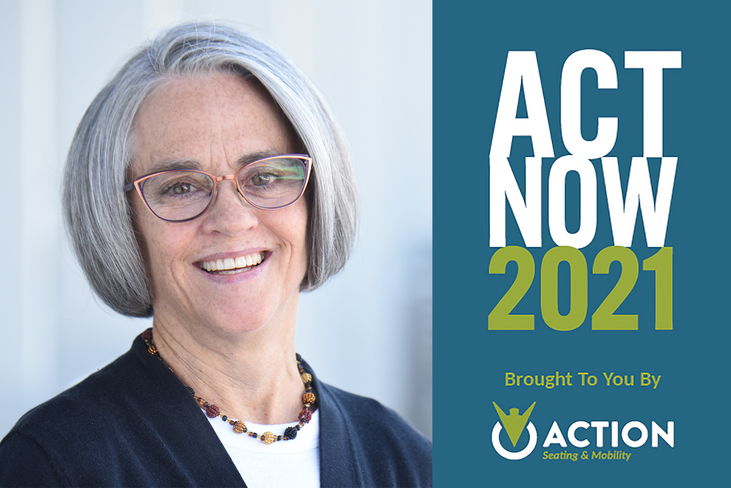 Kelly Waugh will be presenting at the ACT Bow 2021 Conference brought to you by Action Seating and Mobility