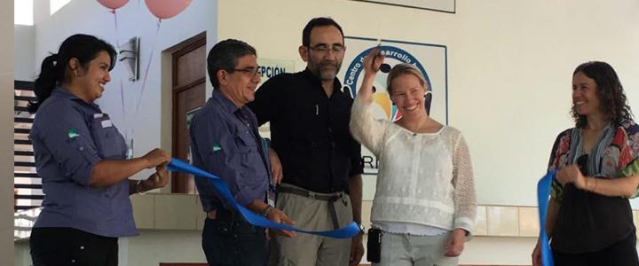El Trifinio Birth Center Opening